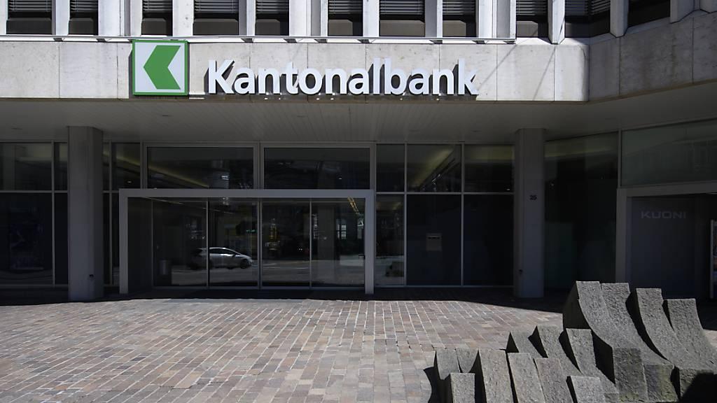 St.Galler Kantonalbank plant Chefwechsel
