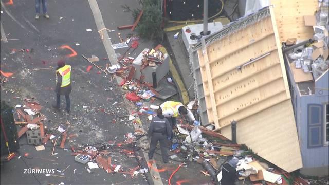 Terrorfahrt in Berlin: Den Falschen gefasst