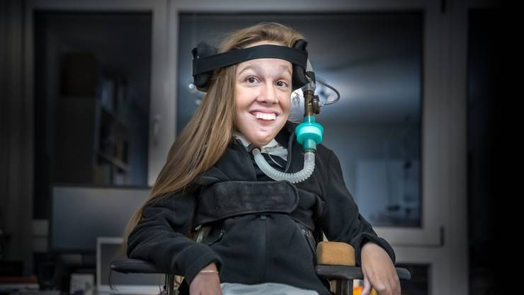 Bettina Rimensberger will eine vielversprechende neue Therapie beginnen.