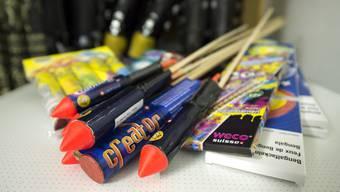 Ob Feuerwerkskörper am 1. August abgebrannt werden dürfen, soll im Kanton am Donnerstag entschieden werden.