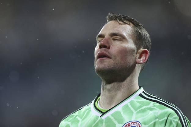 Kaum zu fassen: Die Bayern um Manuel Neuer scheiden bereits in der 2. Runde aus dem DFB-Pokal aus.