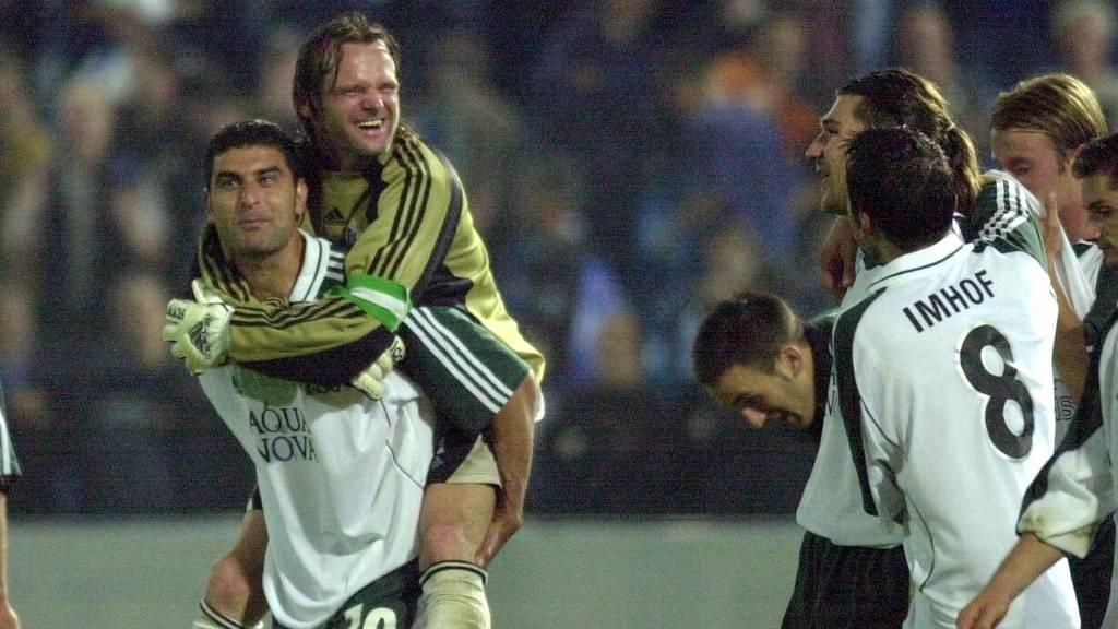 Vor 20 Jahren besiegte der FCSG das grosse Chelsea