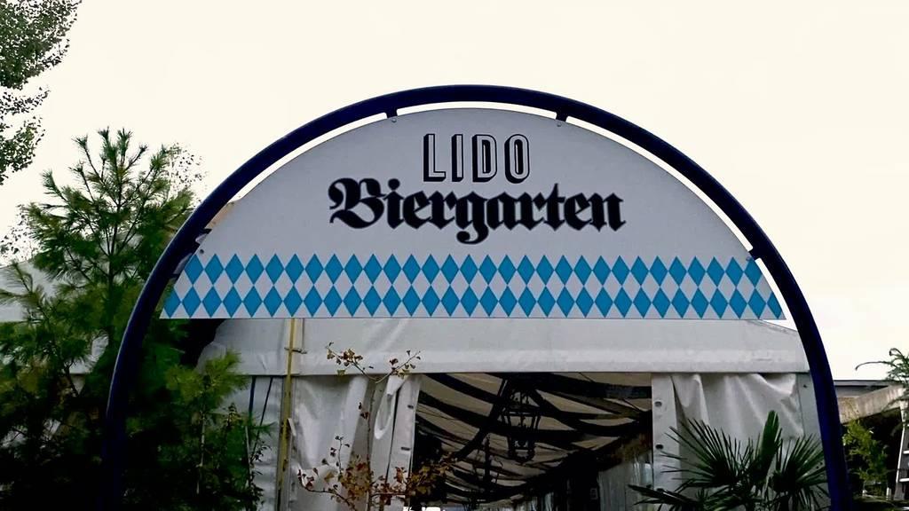 Sei dabei, wenn es im Lido Biergarten heisst: «O'Zapft is!»
