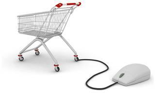 Marketing und Verkauf übers Internet: Längst nicht jede Idee ist ein Volltreffer. Quelle: Shutterstock