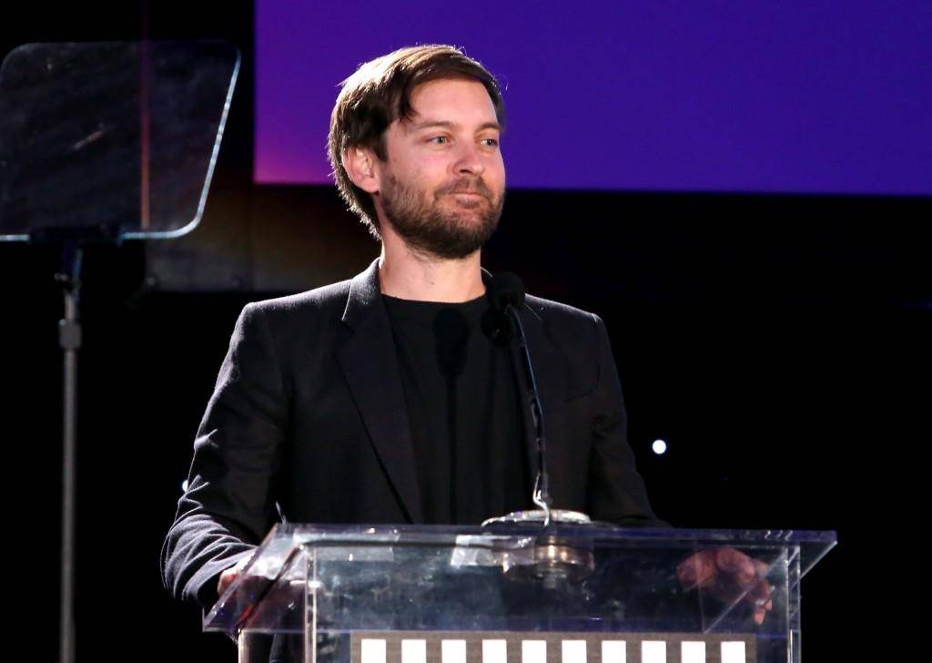 Spider Man Tobey Maguire (© Getty Images)