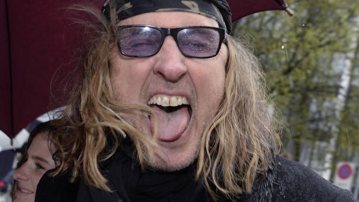 """Hält sich für jung geblieben dank """"Ingwer-Gen"""": Rockmusiker und Autor Chris von Rohr feiert heute seinen 66. Geburtstag. (Archivbild)"""