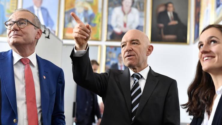 2015 erhielt Noser im Bezirk Dietikon die meisten Stimmen aller Kandidaten.