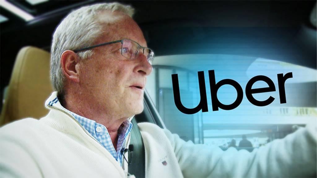 Zürcher ist weltbester Uber-Fahrer