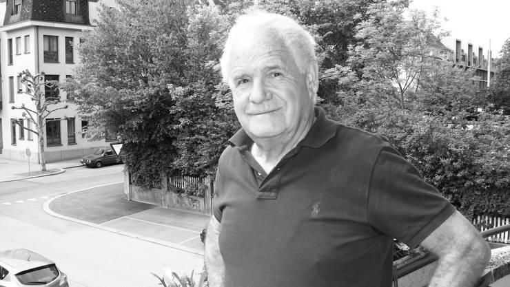 Der ehemalige «Wirthen»-Wirt bleibt als engagierter Mensch in Erinnerung. (Bild: 2012)