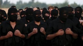 Bei Kämpfern im syrischen Bürgerkrieg ist die Droge Captagon weit verbreitet. Sie unterdrückt die Leiden und ermöglichtein Vorgehen mit besonderer Brutalität und Gefühllosigkeit. Bassam Khabieh/reuters