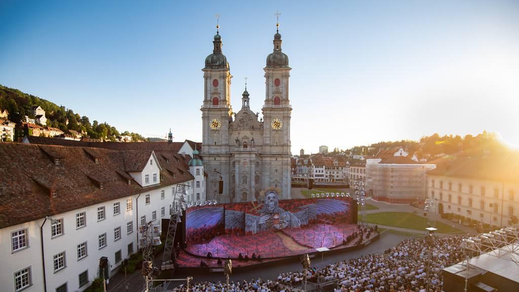 St.Galler Festspiele sind abgesagt