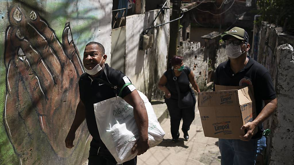 Brasiliens Präsident ruft zu Rückkehr zur Normalität auf