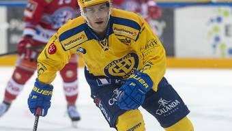 Perttu Lindgren sorgt mit seiner Rückkehr beim HCD für neue Impulse und Torgefahr