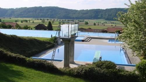 Badi Messen (Archivbild).