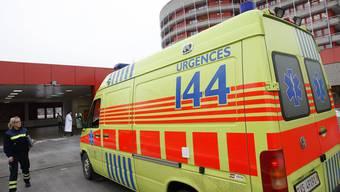 Trotz Warnungen vom Fachpersonal verliess der verletzte Mann das Spital am Tag nach der Schlägerei wieder. (Symbolbild)