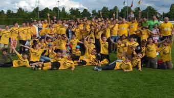 Final des Basler Cups mit Sieger Pratteln