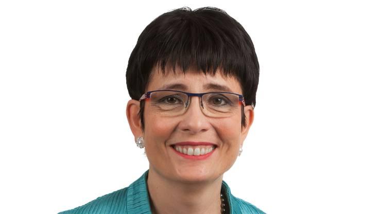 Elisabeth Augstburger, EVP.