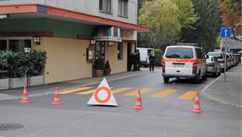 Polizeieinsatz an der Ernst-Schülerstrasse 22 in Biel - wegen Mord im Bordell?