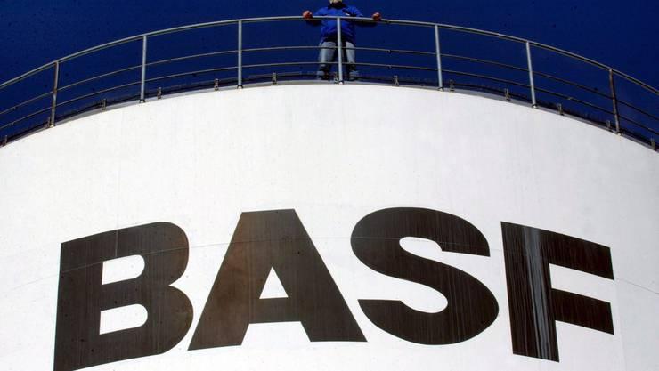 Die BASF
