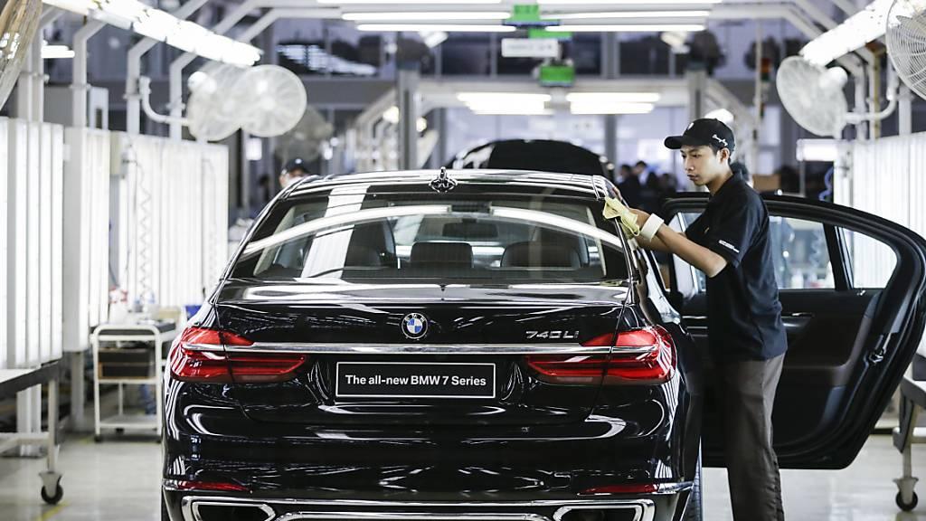 BMW und Daimler legen Entwicklungsprojekt auf Eis