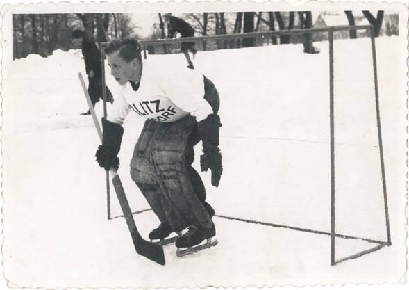 Gegründet wurde der EHCU im Jahr 1941 als HC Blitz Urdorf. Kari Müller war der erste Goalie.