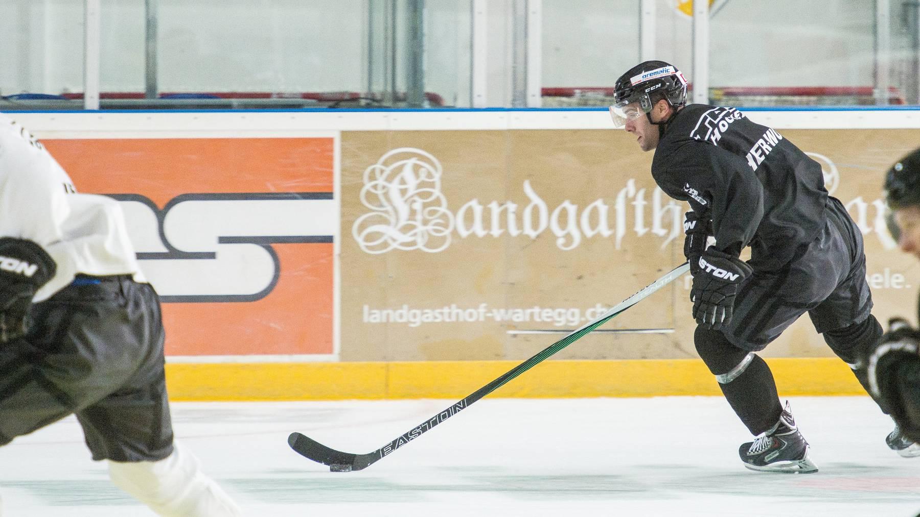 Der Südtiroler Stefan Mair ist ein Wunschkandidat für Hockey Thurgau.