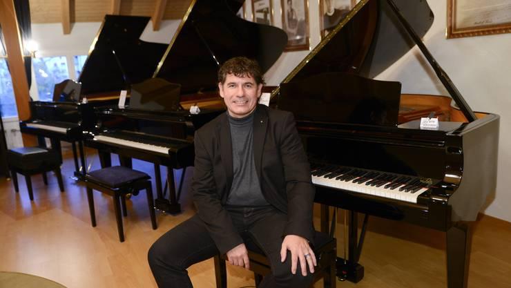 Die Grenchner Firma Wohlfahrt Pianos & Flügel feiert am Samstag ihr 111 Jahre-Jubiläum mit einem Tag der offenen Tür.