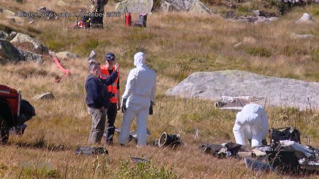 Helikopterabsturz auf Gotthard: Crew trifft keine Schuld