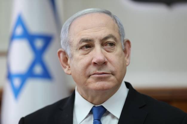 Isrealischer Ministerpräsident Benjamin Netanjahu: «Soleimani hat viele Terroranschläge im ganzen Nahen Osten initiiert.»