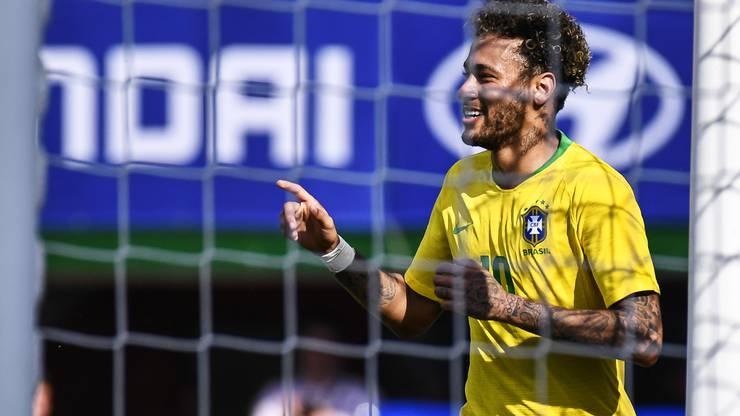 Neymar – wird der Brasilianer zum Star der WM?