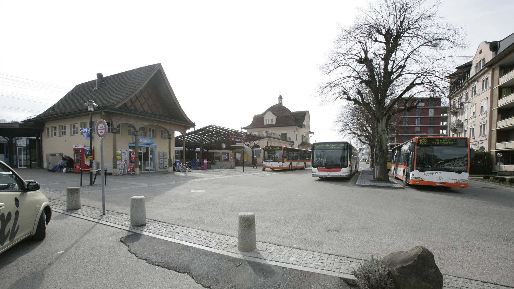 Bahnhof Gossau