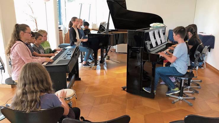 Die Basler Musikschule erhält höhere Staatsbeiträge. (Symbolbild)