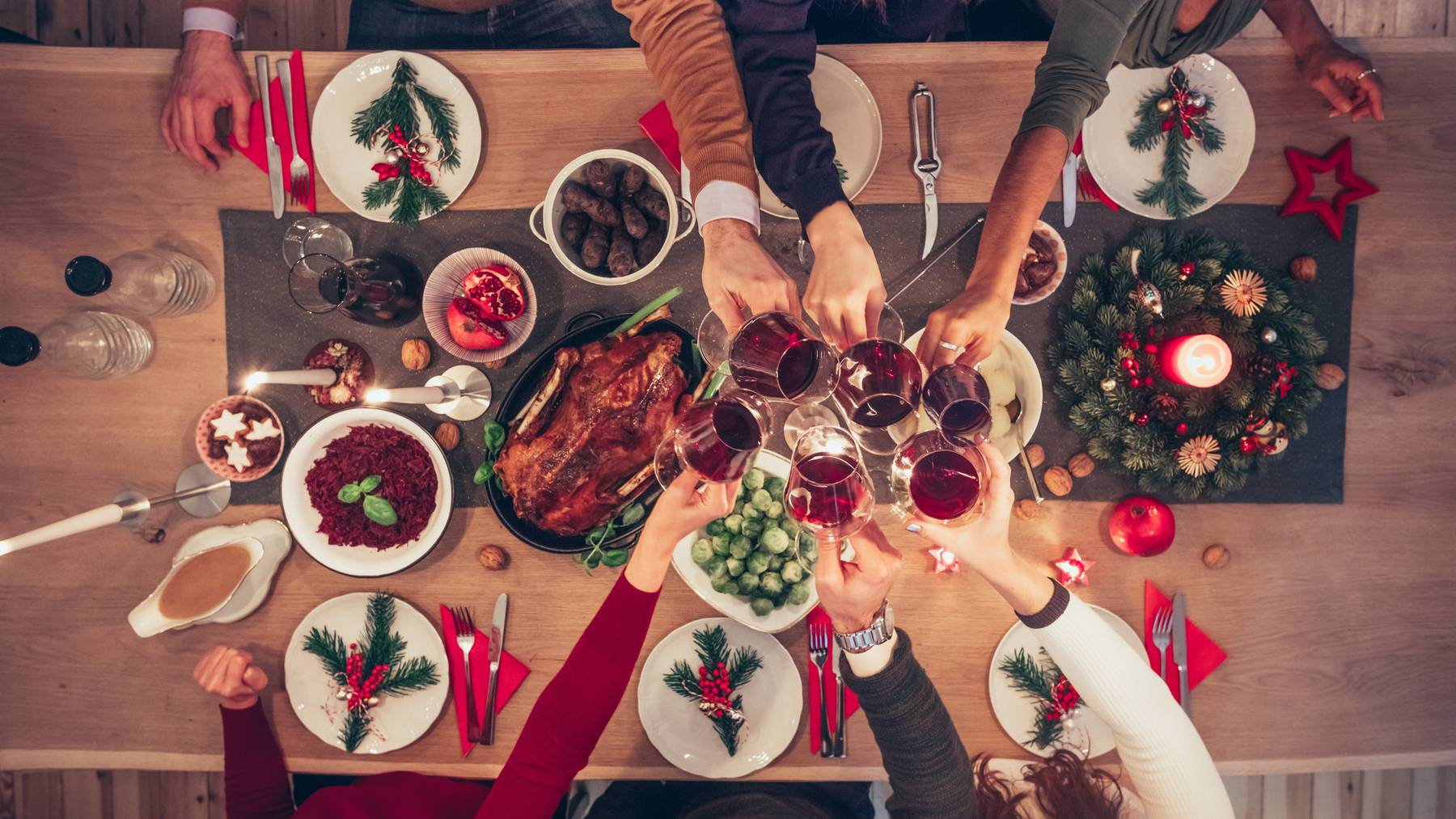 BBQ anstatt Raclette: In vielen Ländern feiert man Weihnachten ganz anders als bei uns.