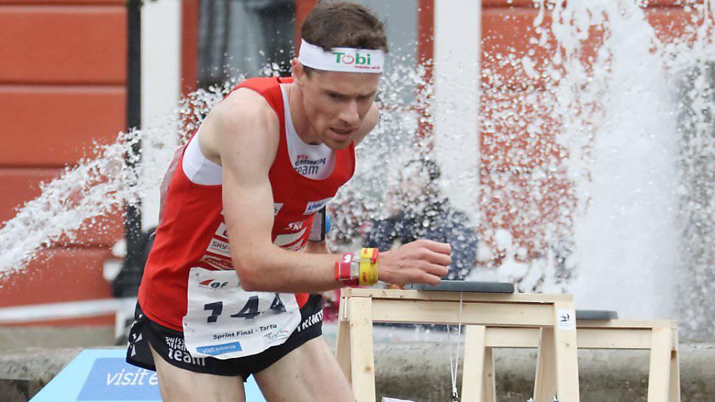 Die Erwartungen nicht erfüllt: Daniel Hubmann blieb auf der Langdistanz ohne Medaille