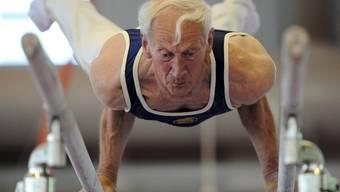 Sport im Alter (Symbolbild)