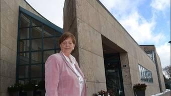Vreni Meuwly bleibt noch zwei Jahre Präsidentin des Regionalplanungsverbandes.
