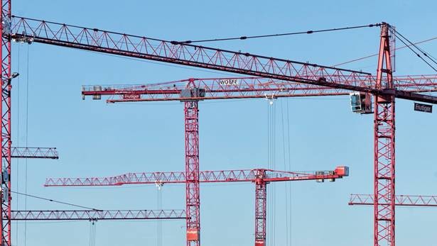 Mit ihrem Revisionsentwurf zur Mehrwertabgabe sieht die Basler Regierung eine Vereinfachung zugunsten der Bauherrschaften vor. (Symbolbild)