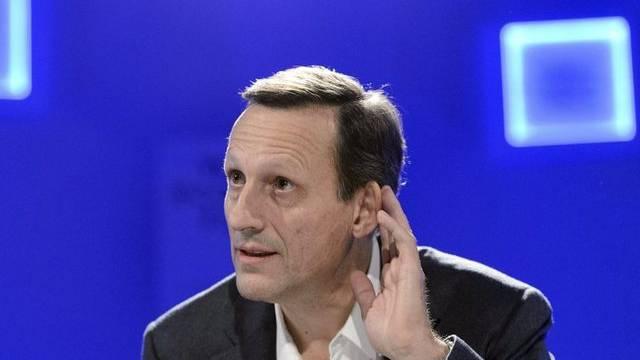 Bestätigt seine Abgangsentschädigung von 72 Millionen Franken: Daniel Vasella (Archiv)
