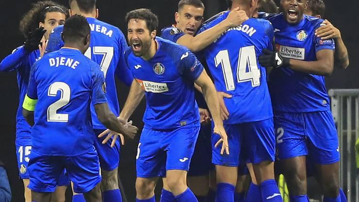 Der FC Getafe will unter den derzeitigen Umständen nicht nach Mailand reisen für das Achtelfinal-Hinspiel in der Europa League gegen Inter