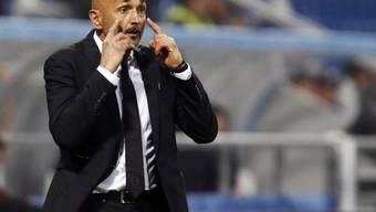 Luciano Spalletti sah in Empoli kein Tor seiner AS Roma