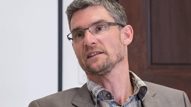 Niklaus Hofmann verlässt die Allmendverwaltung.