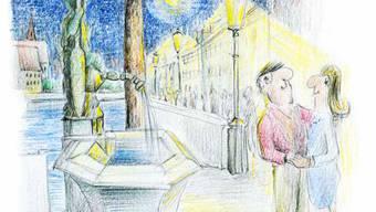 Jürg Parli hat zu jedem Kapitel eine passende Zeichnung parat.