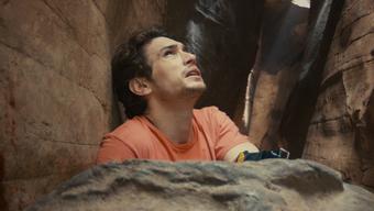 Szene aus dem Film «127 Hours».