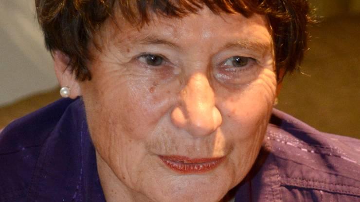 Erfahrene Zuhörerin und Berichterstatterin: Katharina Arni. Hansjörg Sahli