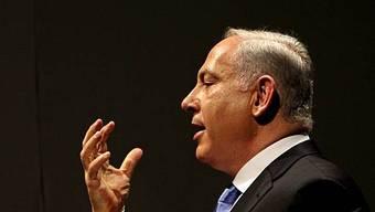 Israels Premier Benjamin Netanjahu (Archiv)