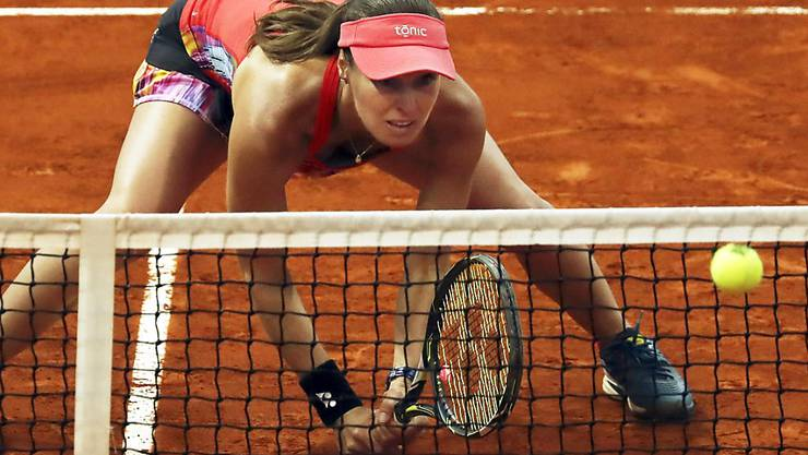 Turniersieg im Doppel in Madrid: Martina Hingis