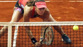 Turniersieg im Doppel in Madrid: Martina Hingis