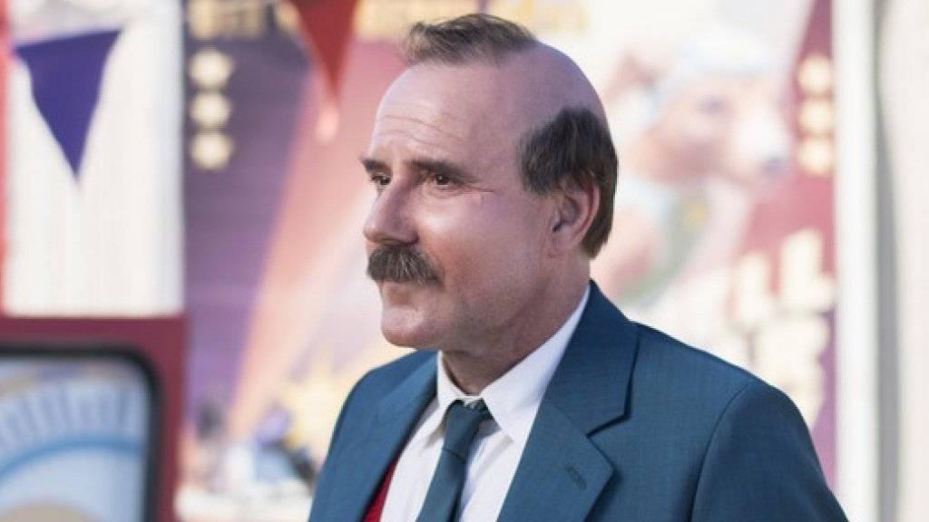 Stefan Kurt will seine «Papa Moll»-Zwangsglatze verstecken