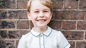 Zum fünften Geburtstag von Prinz George am 22. Juli 2018 hat der Kensington-Palast ein offizielles Foto veröffentlicht.