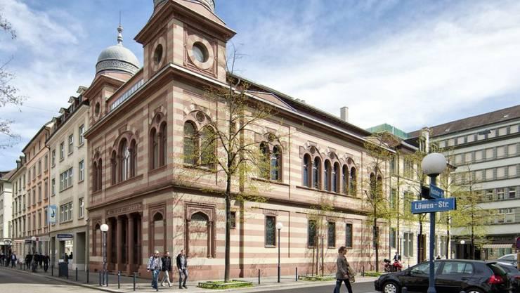 Minderheiten, wie die jüdischen Benutzer der Synagoge an der Löwenstrasse in Zürich, sollen besser geschützt werden. (Archivbild)